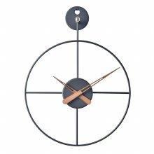 와이어시계 미니BK