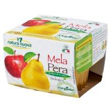 [네추럴누바] 유기농 배,사과 퓨레 100gX2개
