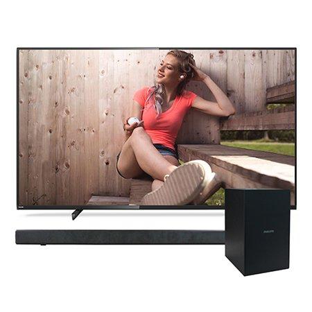 165cm UHD 스마트 TV HDR10 / 65PUN6784-61 + 사운드바1520B