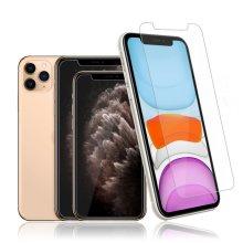 [무료배송쿠폰] 아이폰11프로맥스 강화유리 액정보호 필름