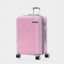 미치코런던 쿠키 확장형 핑크 28 캐리어 여행가방