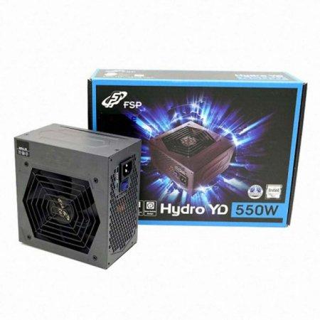 [비밀특가] FSP Hydro YD 550W 80PLUS Bronze 230V EU