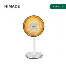 선풍기형 카본히터 HM-H1809WH [2단계 온도조절 / 180분 타이머 / 키높이 조절]