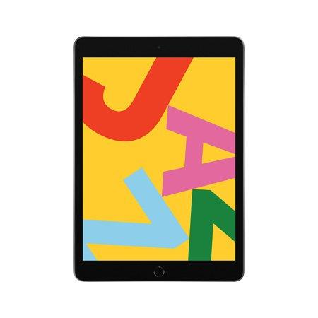 [예약판매] 스마트키보드 호환 iPad 7세대 10.2 WIFI 32GB 스페이스 그레이 MW742KH/A [6월 2주차 이후 순차배송]