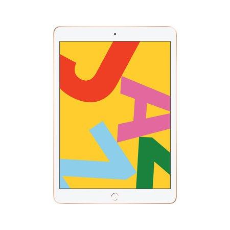 [빠른배송]스마트키보드 호환 iPad 7세대 10.2 WIFI 128GB 골드 MW792KH/A