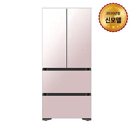 [중고보상] 비스포크 스탠드형 김치냉장고 RQ48R941132 (486L) / 1등급