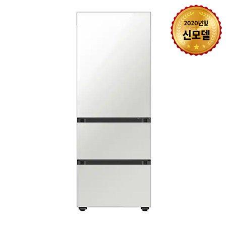 [중고보상] 비스포크 스탠드형 김치냉장고 RQ33R743135 (313L) / 1등급