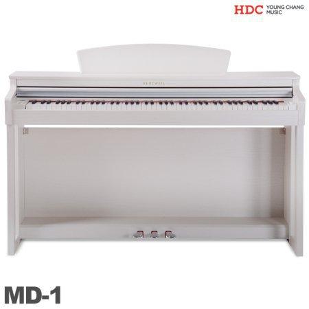 [히든특가][견적가능+무료배송] 영창 커즈와일 디지털피아노 MD-1/MD1 (화이트)
