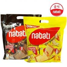 나바티 웨이퍼 450g (치즈1+초코1)