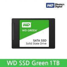 Green SSD 2.5인치 (1TB) 3D NAND A/S 3년