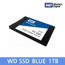 BLUE SSD 2.5 (1TB) 3D NAND/DRAM탑재