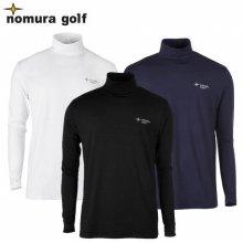[노무라골프] NR-781 방한기모 보온 목폴라 티셔츠