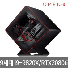 OMEN 게이밍PC 875-1098KR 9세대 i9/RTX2080Ti/16GB/수냉식쿨러