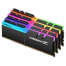 DDR4 32G PC4-25600 CL16 TRIDENT Z RGB (8Gx4)