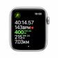 [즉시발송] 애플워치5 GPS 40mm [실버 알루미늄 케이스 / 화이트 스포츠 밴드] MWV62KH/A