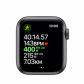 [즉시발송] 애플워치5 GPS+셀룰러 44mm [스페이스 그레이 알루미늄 케이스 / 블랙 스포츠 밴드] MWWE2KH/A