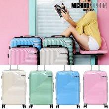 [미치코런던] 쿠키 여행가방 2종세트(기내20형+특화물28형) MCU-403208 캐리어