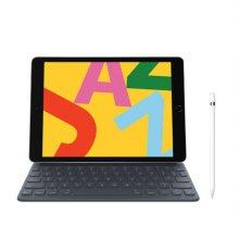 [키보드+애플펜슬 패키지] iPad 7세대 10.2 WIFI 32GB 스페이스 그레이 MW742KH/A