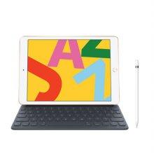 [키보드+애플펜슬 패키지]  iPad 7세대 10.2 WIFI 32GB 골드 MW762KH/A