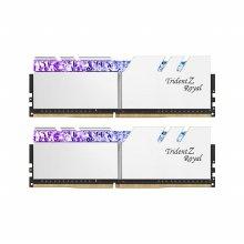 DDR4 32G PC4-28800 CL16 Trident Z ROYAL C RGB 실버 (16Gx2)