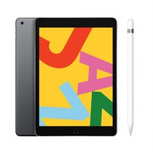 [패키지특가] 필름증정) iPad 7세대 10.2 WIFI 32GB 스페이스 그레이 MW742KH/A  + 1세대 애플펜슬