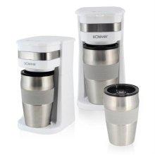 [특가상품]냉온텀블러 포함 원컵 커피메이커 KA3241 화이트