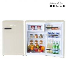 [하이마트 설치] 레트로 글라스 냉장고 RS11ACM (110L, 1등급)