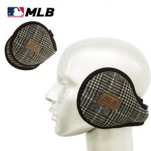 [MLB] 솔리드 귀마개 글렌체크