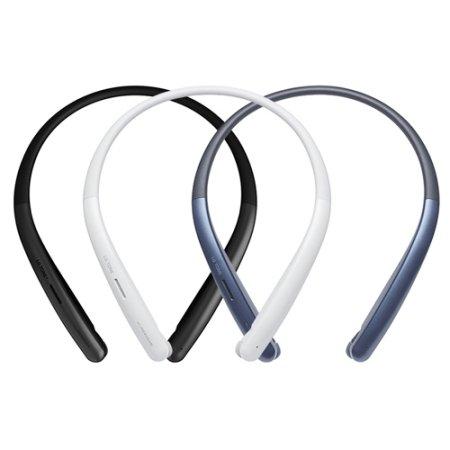 톤플러스 HBS-PL6S 블루투스 이어폰 [ 메탈 블랙 / 스파클링 네이비 / 글로시 화이트 ]