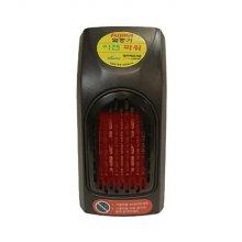 PTC 플러그 휴대용 히터 EZEN-400