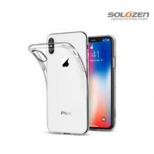 1+1 솔로젠 투명 젤리 케이스 아이폰11
