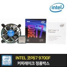 인텔 코어i7-9세대 9700F (커피레이크-R) (정품)