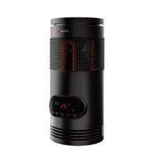 원적외선 히터 SEH-R150S [360° 서라운드 복사열 / 3단계 온도조절 / 2중 과열방지]
