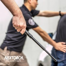 nextorch넥스바톤 N16 버튼식 퀵 삼단봉