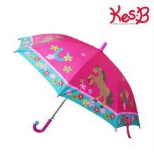 캐스B 선물 큐티 우산 포니 어린이우산 유아동우산_4D0E61