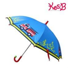 캐스B 선물 큐티 우산 소방차 어린이우산 유아동우산_4D0F6C