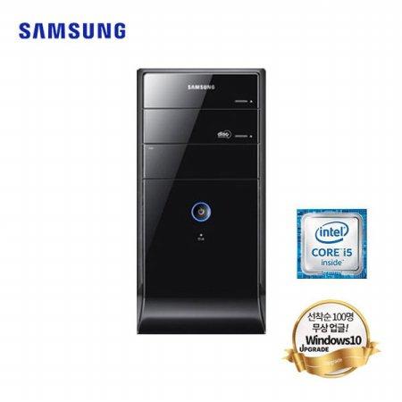 리퍼 MD추천 삼성컴퓨터 DM-V600 윈10업글 i5/4G/HDD500G/WIn10