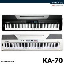 영창 커즈와일 스테이지 피아노 KA70 화이트 KA-70