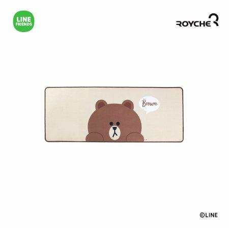 장패드 [브라운]