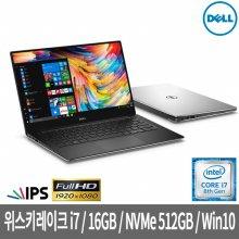 XPS13-9380 D609X9380805KR 8세대/16GB/512GB/IPS