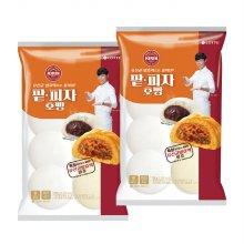 팥&피자 호빵 8개입X2개(16개입)