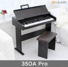 [뮤디스]전자 디지털피아노 350A Pro + 서스테인페달 + 헤드폰