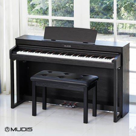 전자 디지털피아노  MF-300L Plus+2인용 의자 [착불 40,000원]