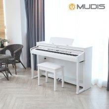 [뮤디스]전자 디지털피아노  MLP-500 목재해머건반