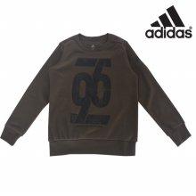 아디다스 키즈 주니어 YB ES FT 크루 맨투맨긴팔 티셔츠 매장판-CG2035