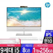 HP 파빌리온 27-xa0151kr 일체형PC 9세대 i5 올인원 SSD+HDD 윈10