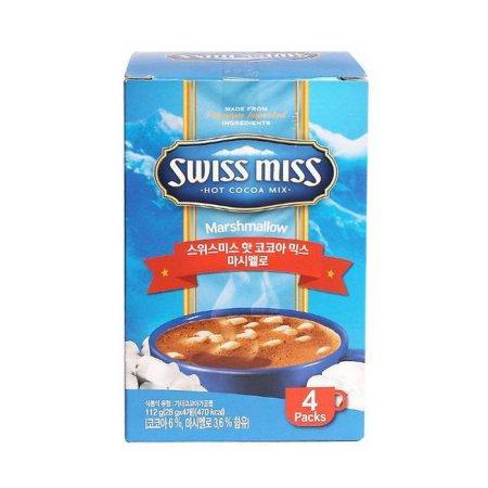 [스위스미스] 코코아 머쉬멜로 핫초코 112g