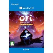 오리와 눈먼 숲 Definitive Edition [ Windows10 ] [ 디지털 코드 ]