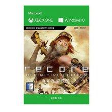 리코어 Definitive Edition [ XBOX ONE 및 Windows10 ] [ 디지털 코드 ]