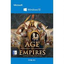 에이지 오브 엠파이어 Definitive Edition [ Windows10 ] [ 디지털 코드 ]